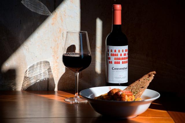 À chaque plat un type de vin spécifique