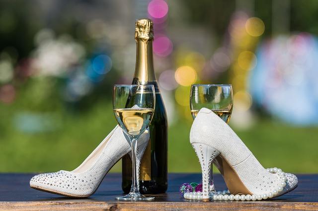 Le vin qui convient à un mariage réussi
